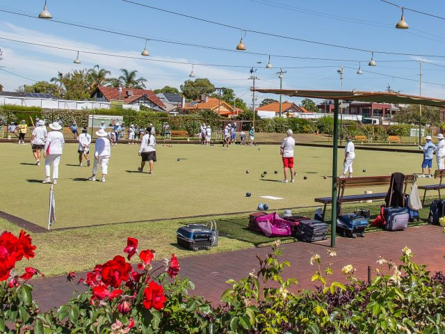 Melville Bowling Club - Ladies Pennant Bowls