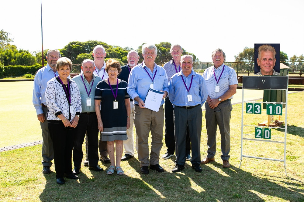 Melville Bowling Club Committee