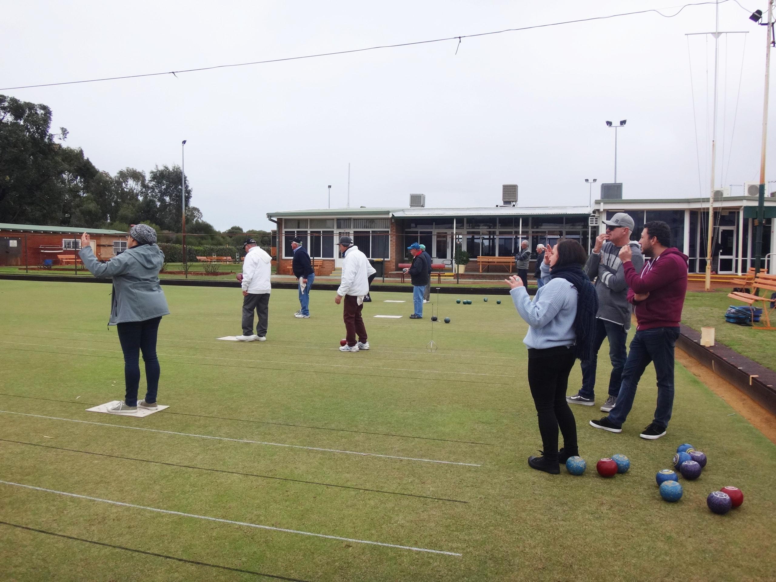 Melville Bowling Club Social Bowls