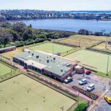 Melville Bowling Club Drone