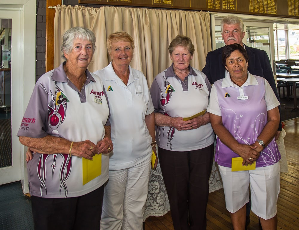 Melville Bowling Club Ladies Gala Day 2020