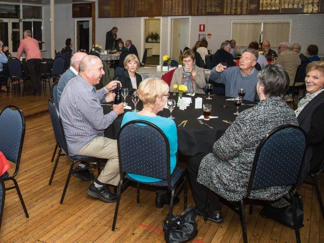 Melville Bowling Club Pasta Night