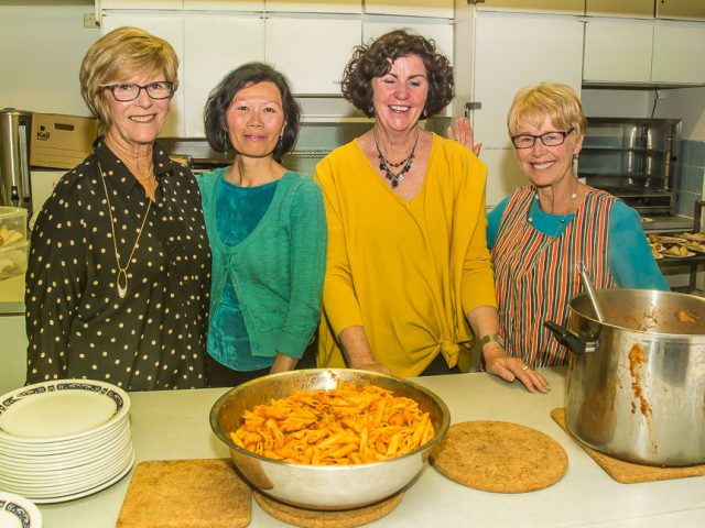 Melville Bowling Club Pasta Night
