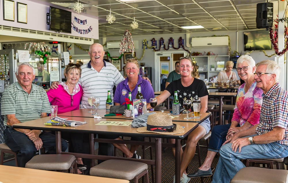 Melville Bowling Club 2020 Christmas Social