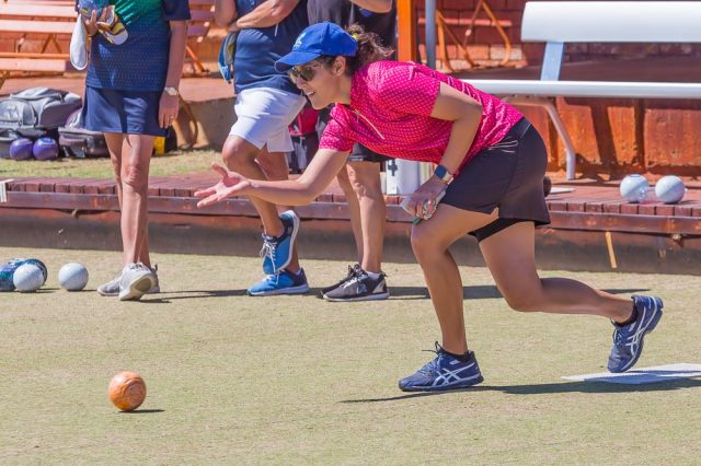 Melville Bowling Club Hosts Ladies State Trials Day